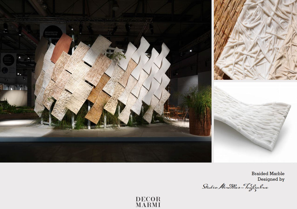 Modern Marble Sculpture designer Italian - Bar and restaurant design