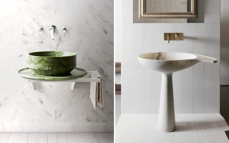 Kreoo Marble Basins | Elite Bathware & Tiles