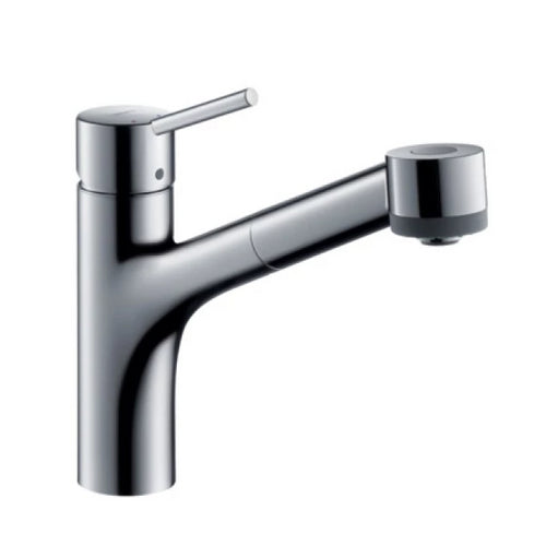 Hansgrohe Talis S Kitchen Mixer 170 with Pull Out Spray