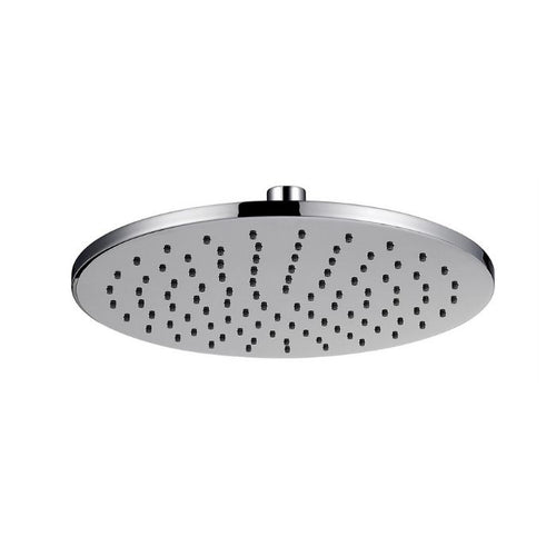 Air Brass Round Shower Head Chrome