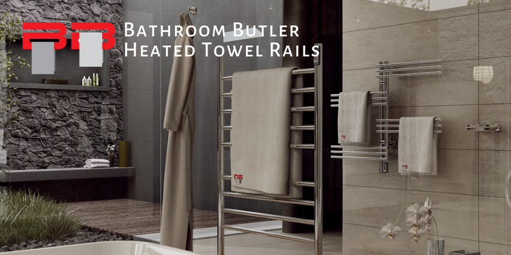 Bathroom Butler Heated Towel Rails
