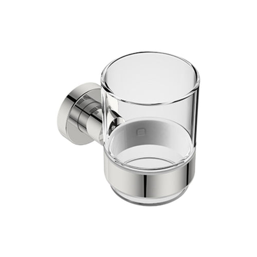 Round Toothbrush Holder Stainless Steel