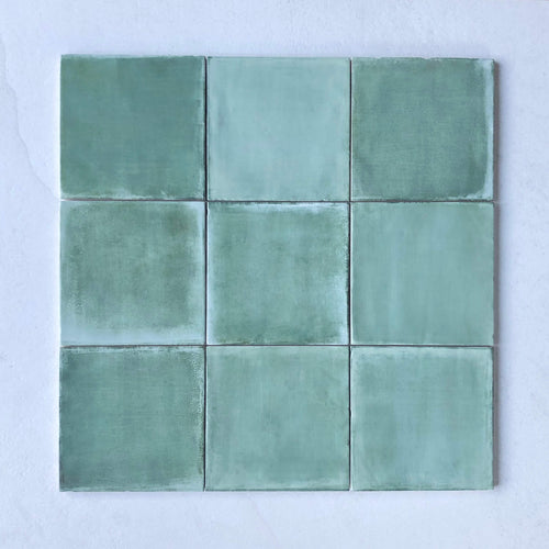 T-Square Mint Tea 150x150mm