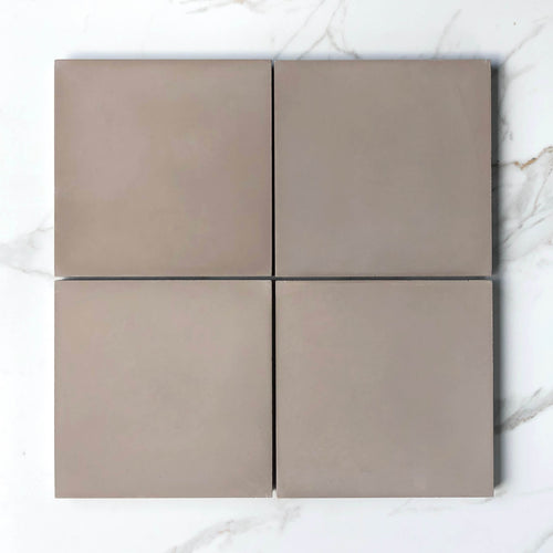 Taupe Encaustic 200x200mm