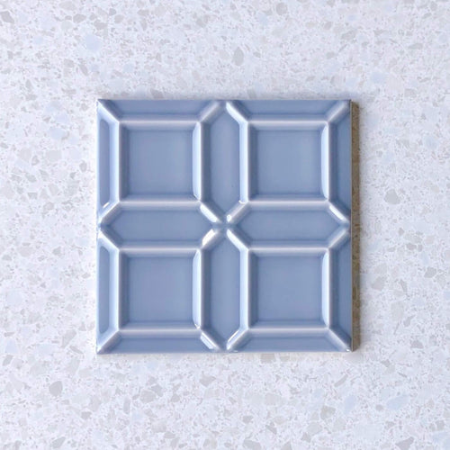 Neri Edge Blue 150x150mm