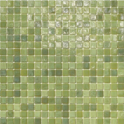 Naturals Lichen 295x295mm Mosaic by Sicis - Luxury wall and floor mosaics