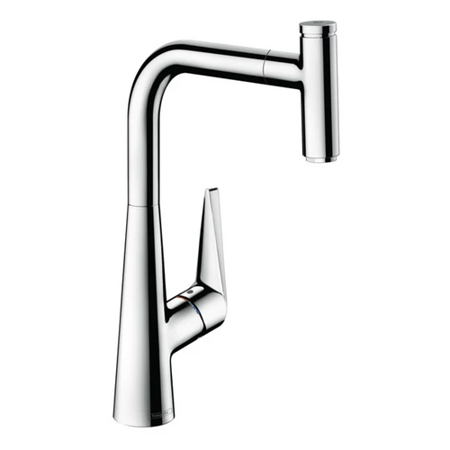 Talis Select S 300 Kitchen Mixer Pull Out Spray