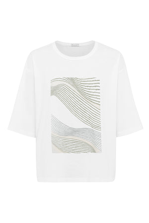 Thread Lines Box | Viva Tee