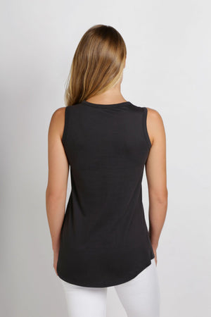 Mode Ethique Singlet | Vintage Black