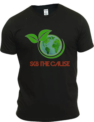 Skate the Cause Allmade T-shirt