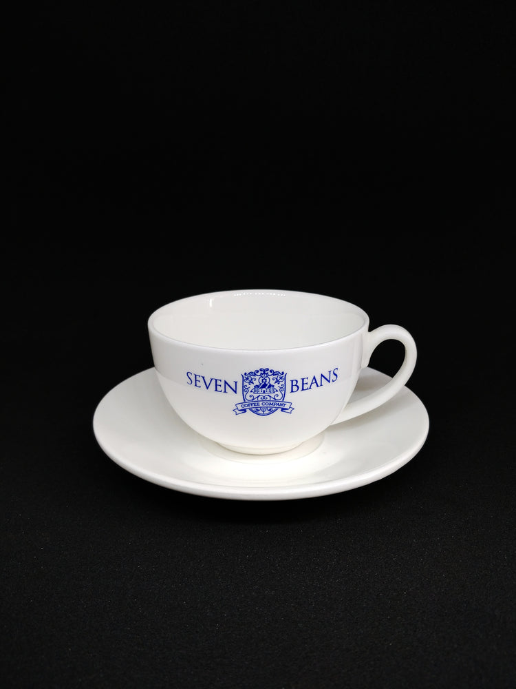 Load image into Gallery viewer, Cappuccino Cup & Saucer