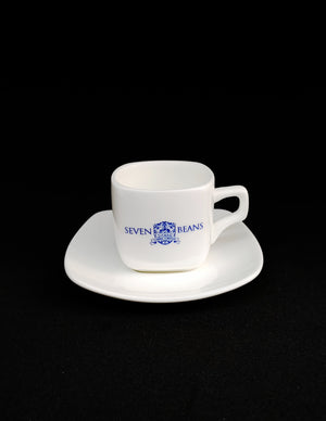Load image into Gallery viewer, Espresso Cup & Saucer Set
