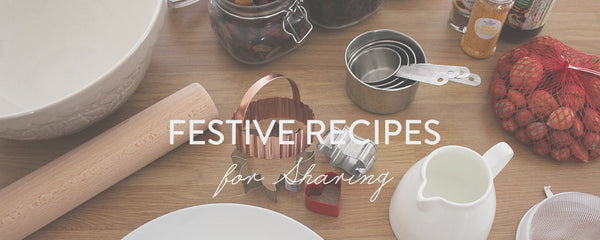 Festive Recipes for Sharing