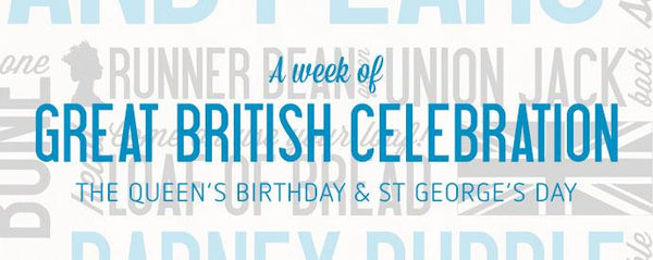 A Week of Great British Celebration