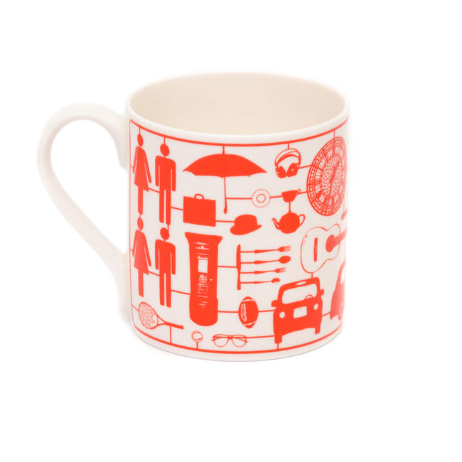 Airfix London Mugs
