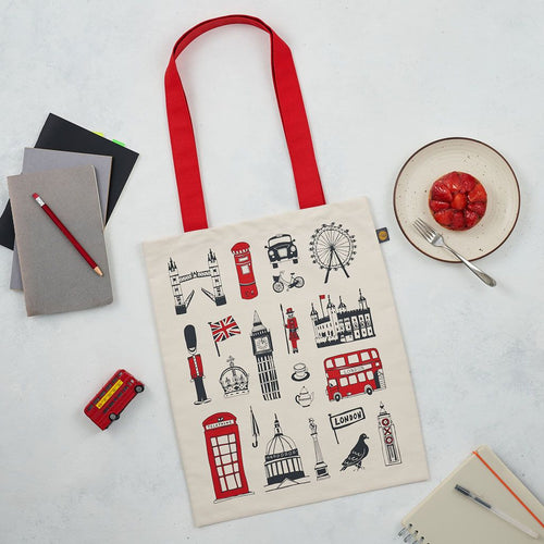 Big Smoke Canvas Bag