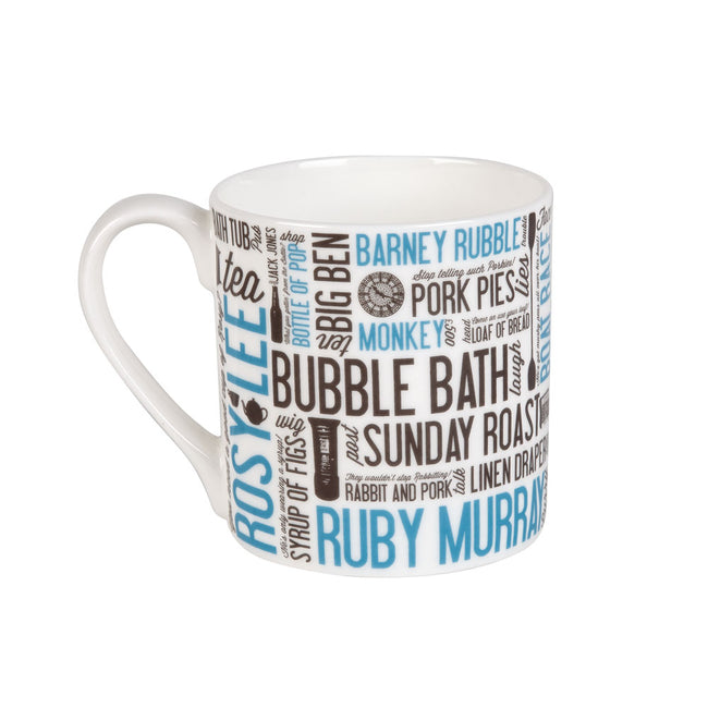 Cockney Rhyming Slang Mugs