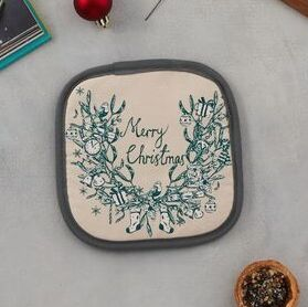 Night Before Christmas Pot Grab/Pot Holder - PRE ORDER
