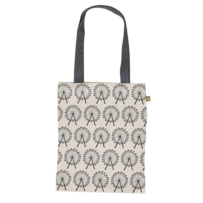 London Eye Canvas Bag