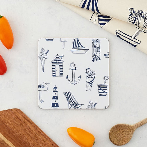 Nautical Pot Stand