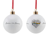Love is Love Bauble