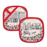 Royally British Pot Grab/Pot Holder