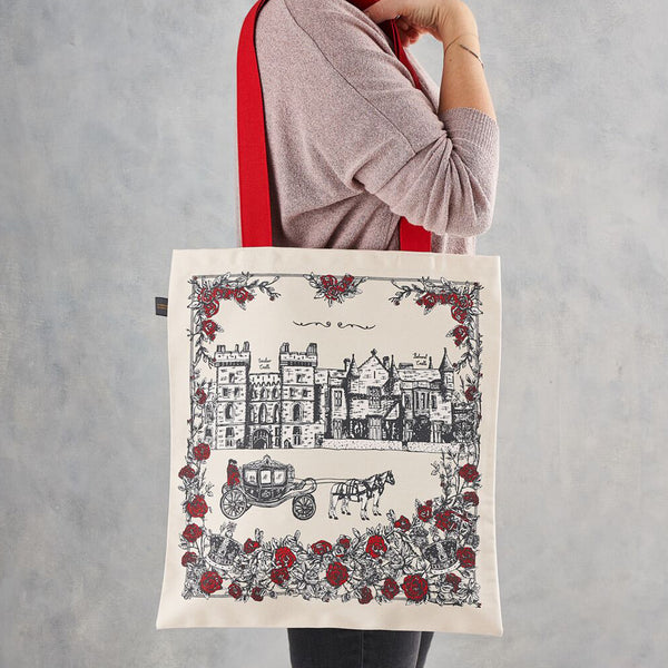 Royally British Canvas Bag