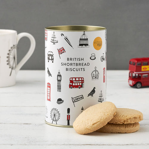 British Shortbread Biscuits