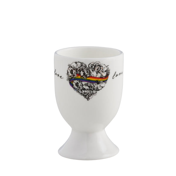 Love is Love Egg Cup