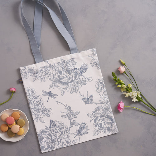 Wildlife in Spring Canvas Bag