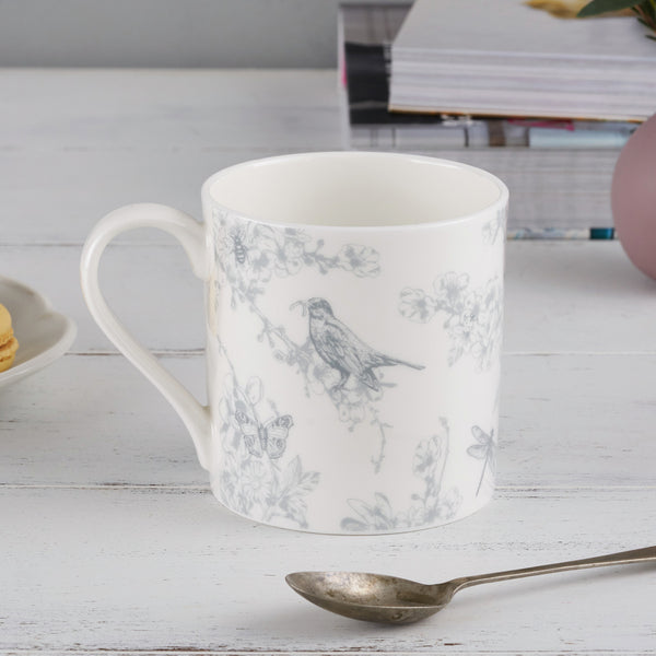 Wildlife in Spring Mug for Mum