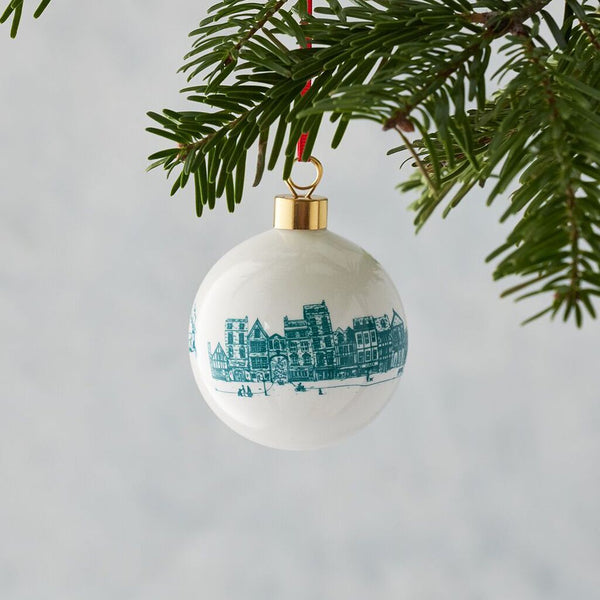 Night Before Christmas Bauble