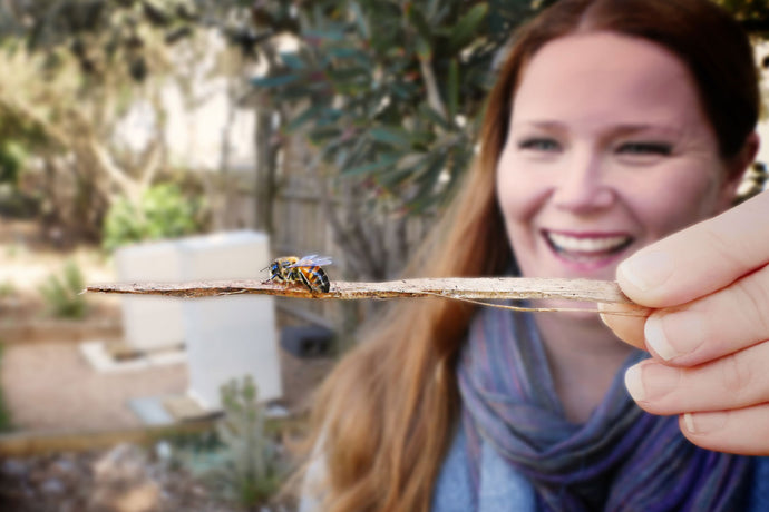 Supplier Stories: We're Buzzin' to introduce Liz from Lil' Bit
