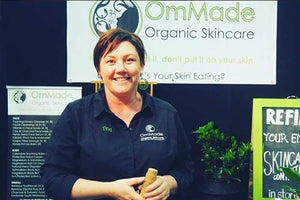 Supplier Stories: Om Made Organic Skincare, feeding your skin naturally.