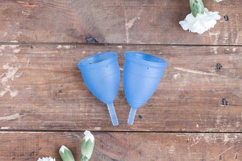 Lunette Menstrual Cups How To Use Them