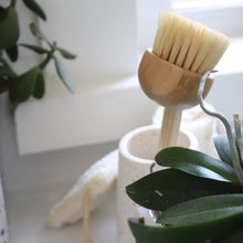 Bamboo Kitchen Dish Brush