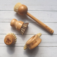 Bamboo Brush Set (4)