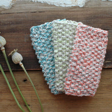 Knitted Kitchen Dishcloths 3 pack