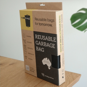 Reusable Garbage Bag