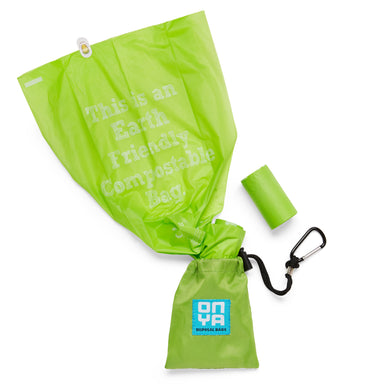 Onya Dog Waste 100% Compostable Disposal Bags - Banish