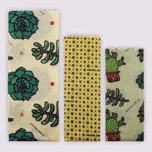 Reusable Food Wraps 3 Pack
