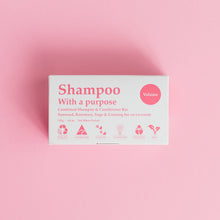 Shampoo & Conditioner Bar - Volume