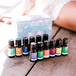 Ultimate Wellbeing Essential Oil 12 Pack