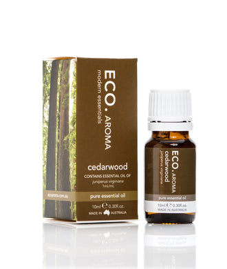 ECO. Aroma Cedarwood Essential Oil 10ml