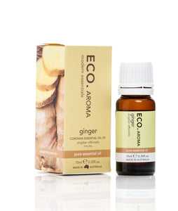 ECO. Aroma Ginger Essential Oil 10ml