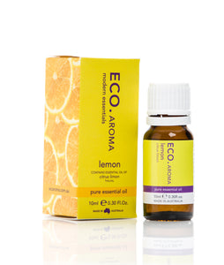 ECO. Aroma Lemon Essential Oil 10ml