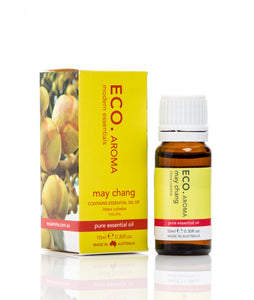 ECO. Aroma May Chang Essential Oil 10ml
