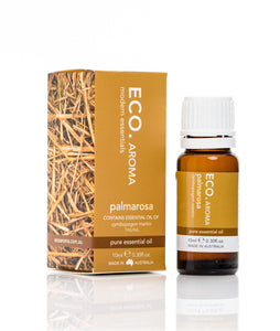 ECO. Aroma Palmarosa Essential Oil 10ml
