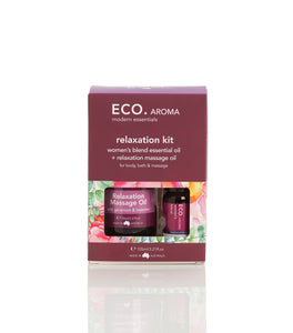 ECO. Aroma Relaxation Duo Kit
