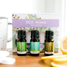 Fight the Flu Essential Oil Trio
